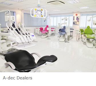 a-dec dealers