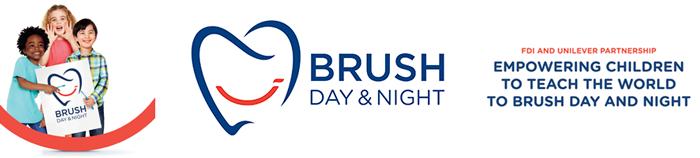 brush day and night