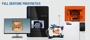 Full denture prosthetics