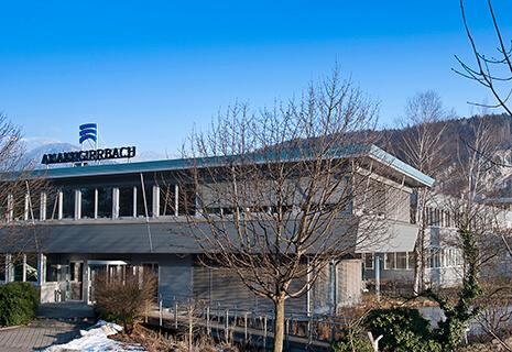 Amann Girrbach Headquarter