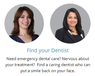 find your dentist
