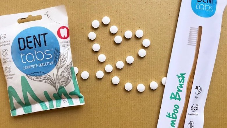 Tested and Reviewed, Part 5: DENTTABS tooth cleaning tablets