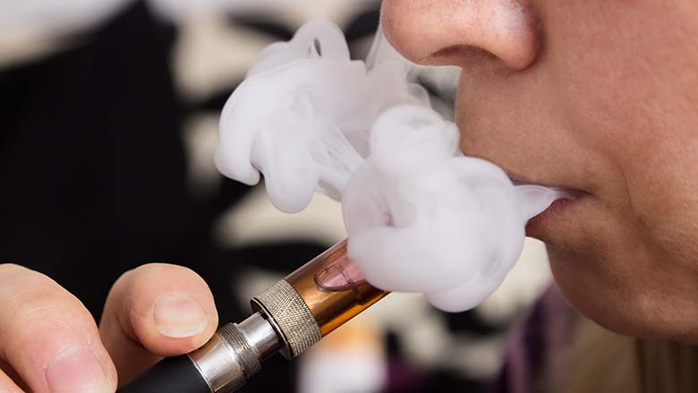 Electronic cigarette study details impact on neural stem cells