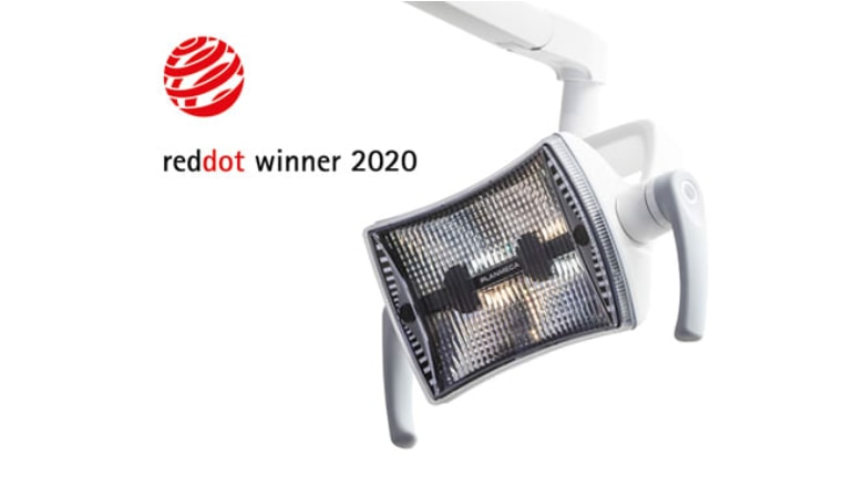 Planmeca wins 2020 Red Dot Award for best product design