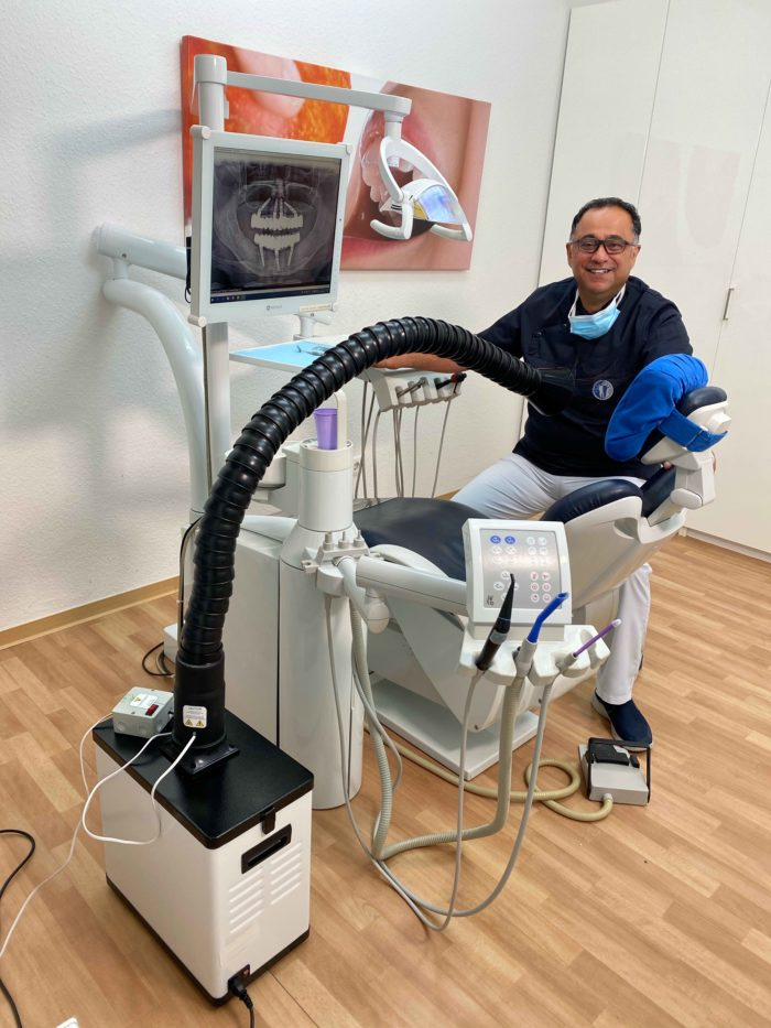 Corona Patient Interview