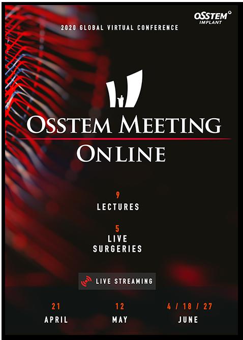 OSSTEM 2020online