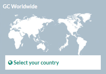 select your country gc