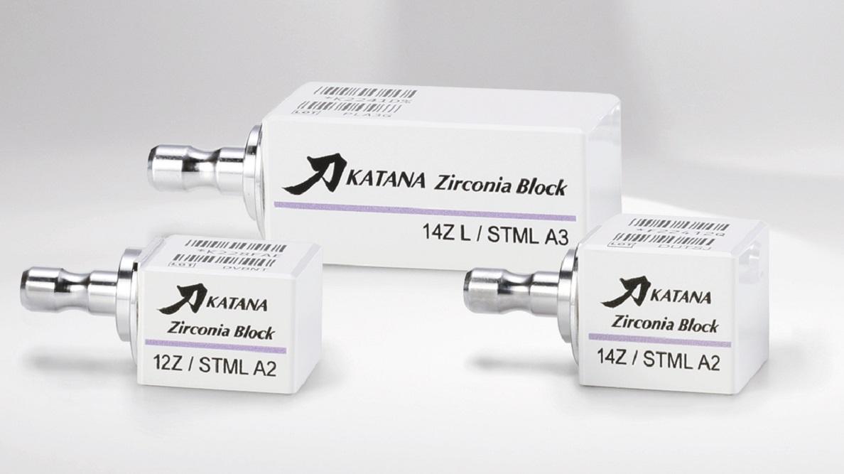KATANA Zirconia Block: Useful tips for processing