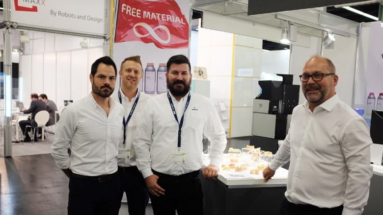 """3D printing: """"We like to maximise output and quality at an affordable price"""""""