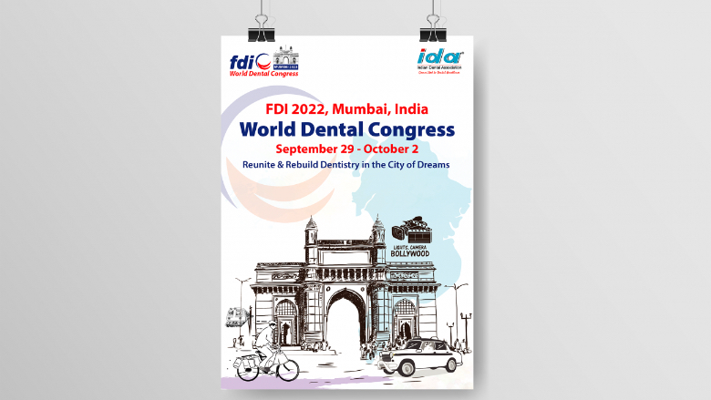 Mumbai will host 2022 FDI World Dental Congress