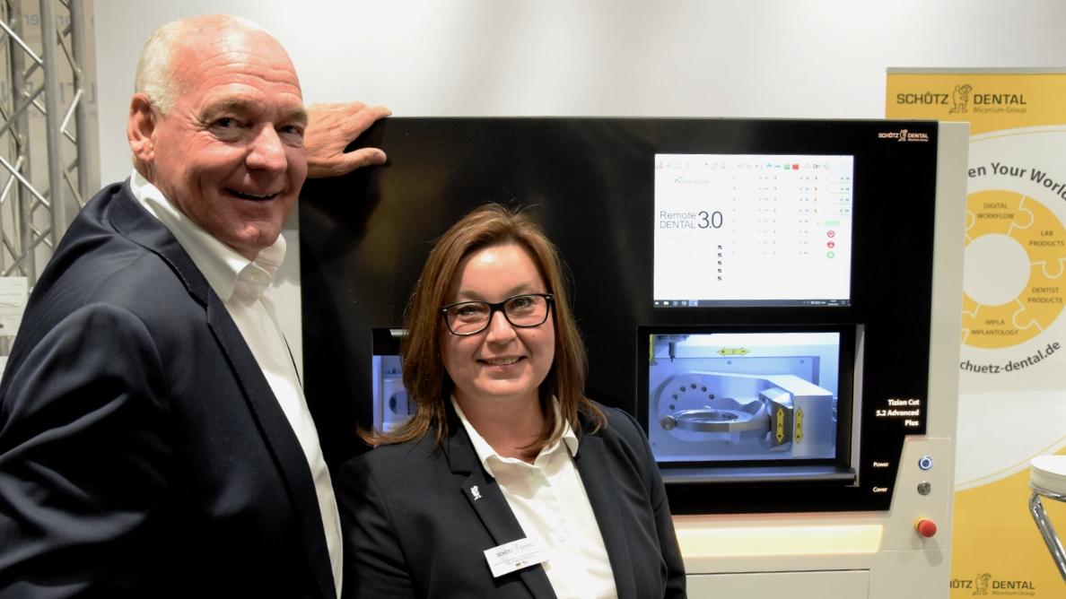 Interview: Experience Schütz Dental's complete digital workflow at IDS 2021