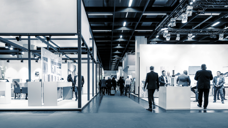 The growing localisation of trade fairs